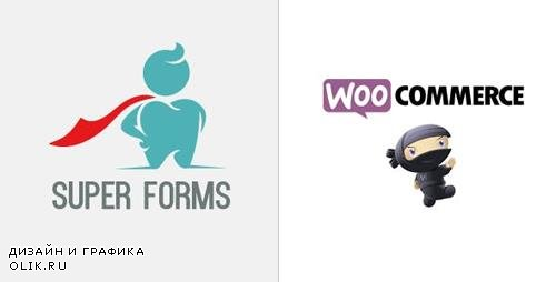 CodeCanyon - Super Forms - WooCommerce Checkout Add-on v1.5.0 - 18013799