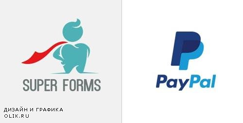 CodeCanyon - Super Forms - PayPal Add-on v1.1.0 - 21048964