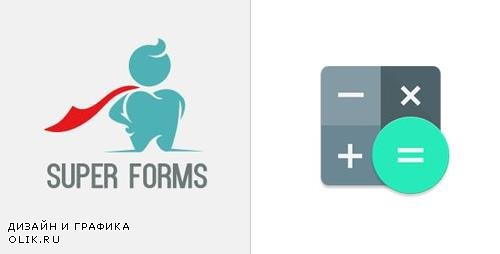 CodeCanyon - Super Forms - Calculator Add-on v2.0.0 - 16045945