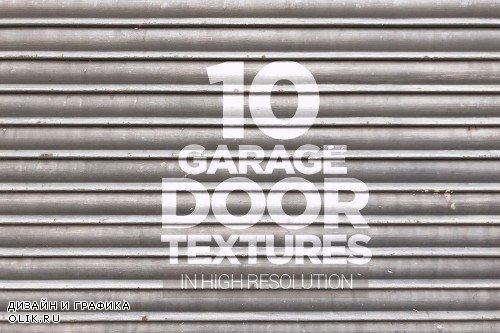Garage Door Textures x10 - 3726833