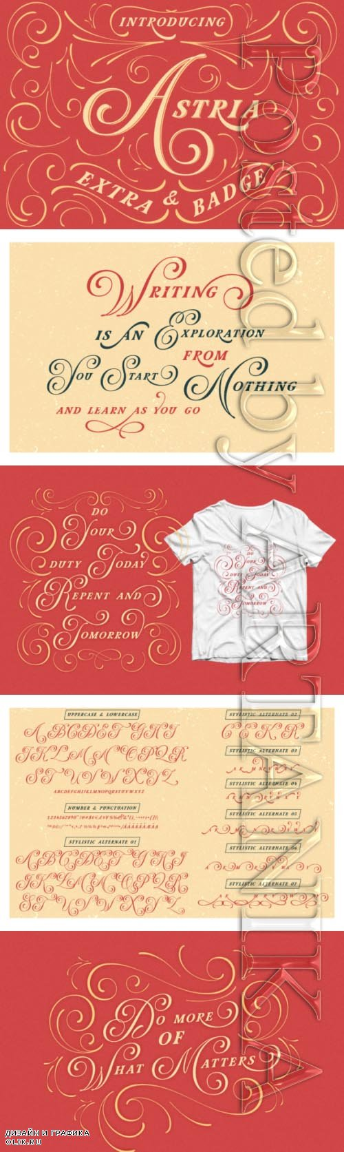 CM - Astria   a hand crafted Font 3714328