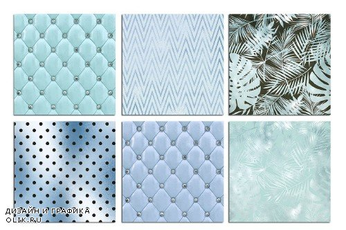 Blue Digital Paper - 3117485