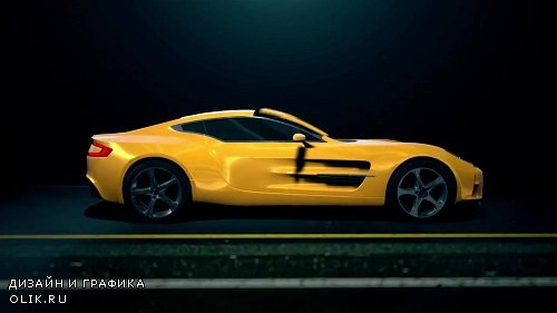 Car Reveal 213022 - After Effects Templates