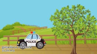 Проект ProShow Producer - Car animation-tutorial
