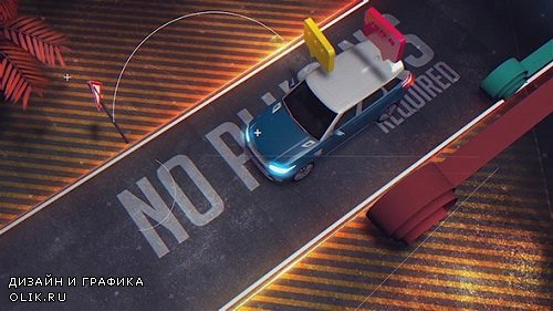 Road Trip Intro 221899 - After Effects Templates