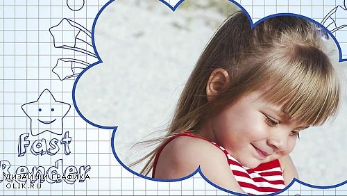 Kids 5533 - After Effects Templates