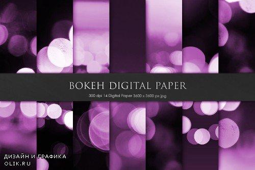 Bokeh Digital Paper - 2283197