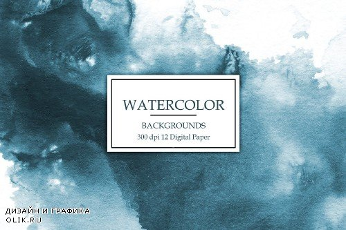 Watercolor Backgrounds - 3062996