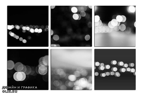 Black Bokeh Backgrounds - 2283344