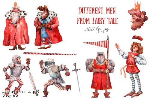 Old Old Fairy Tale 2 - 3434842