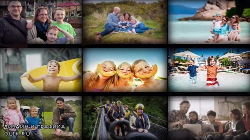 Multi Screen Logo 207046 - After Effects Templates