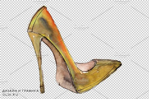 High fashion watercolor Watercolor - 3747712