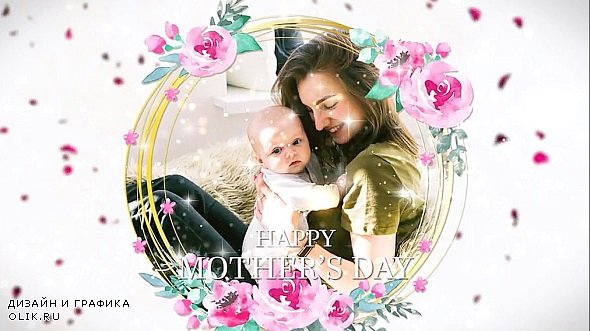 Mother's Day Slideshow 225648 - After Effects Template