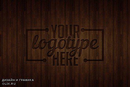 Logo Mock-up Pack Vol.12 - 3332278