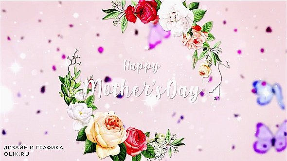 Mother's Day Slideshow 226043 - After Effects Template