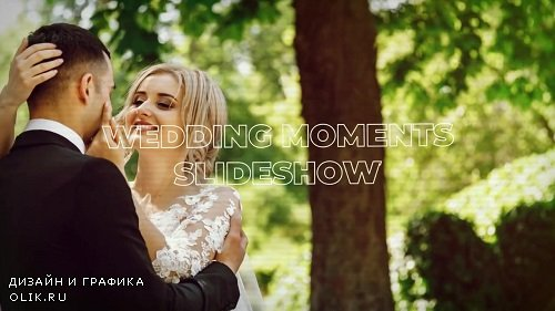 Wedding Moments Slideshow 228438 - After Effects Templates