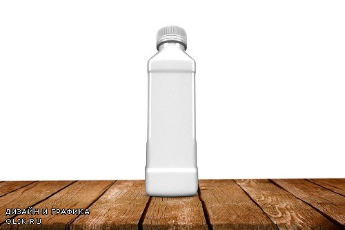 Bottle Juice Mockup Advertising - 3728390