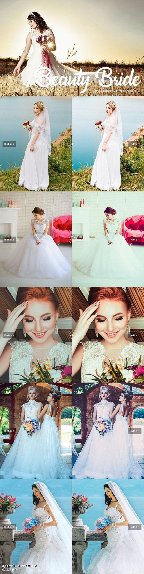 Beauty Bride Lightroom Presets Pack - 3761534