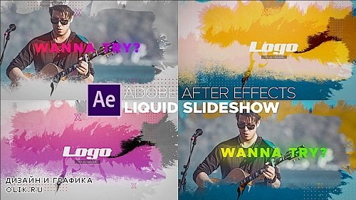 Liquid Slideshow 228120 - After Effects Templates