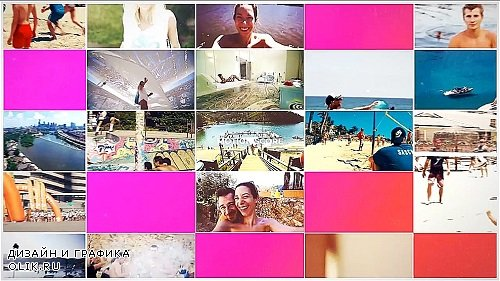 Energetic Modern Slideshow - After Effects Templates