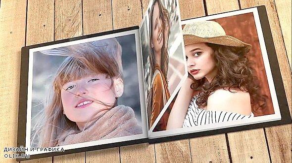 Photobook Slideshow 231572 - Premiere Pro Templates