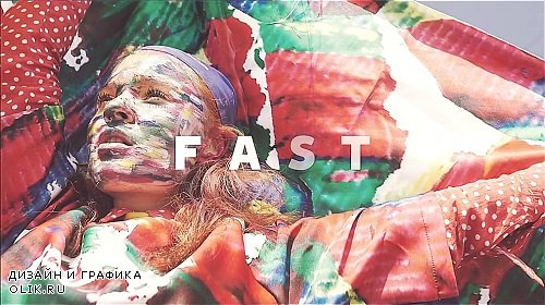 Fast Slideshow v - After Effects Templates