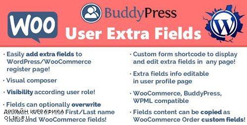 CodeCanyon - User Extra Fields v14.1 - 12949844