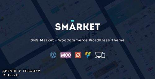 ThemeForest - SNS Market v1.7 - WooCommerce WordPress Theme - 20248987