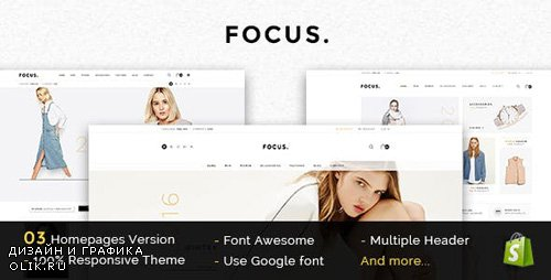 ThemeForest - Focus - Responsive Shopify Theme (Update: 31 May 16) - 15956839