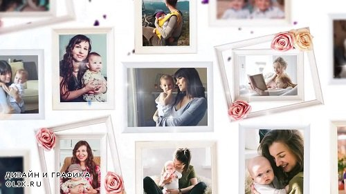 Mother's Day Logo Opener 226752 - After Effects Templates