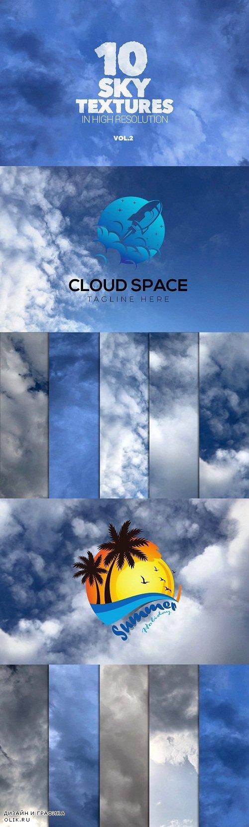 Sky Textures x10 vol2 - 3775166