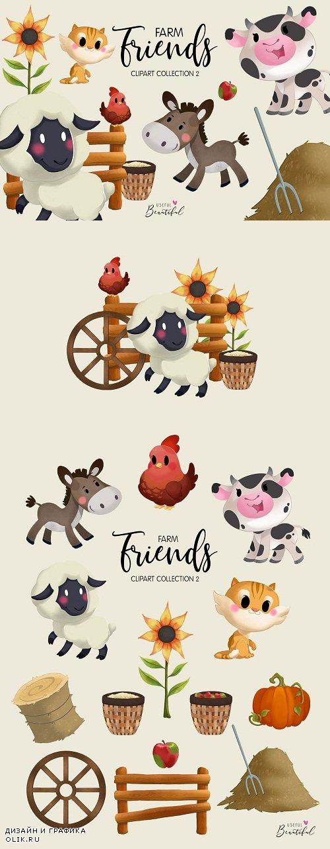 Farm Friends Volume 2 - 3702560