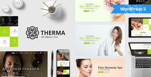 ThemeForest - Therma v1.4.1 - Spa, Beauty, Cosmetic WordPress Theme - 17380133