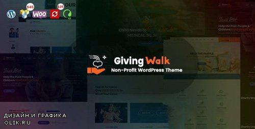 ThemeForest - GivingWalk v1.0.1 - Multipurpose Nonprofit WordPress Theme - 23068875