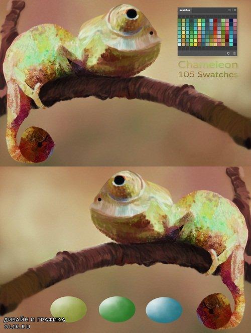 Chameleon Swatches - 3788583