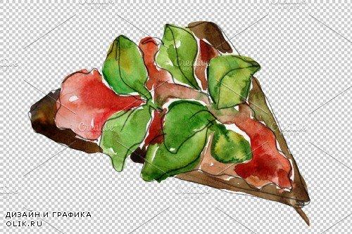 Sandwich Slut Jo Watercolor png - 3808113