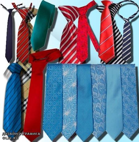 Png клипарты без фона - Оригинальные галстуки