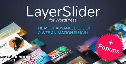 CodeCanyon - LayerSlider v6.8.4 - Responsive WordPress Slider Plugin - 1362246 - NULLED