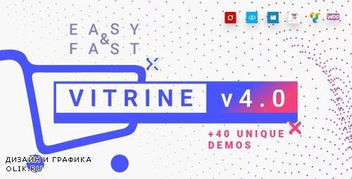 ThemeForest - Vitrine v4.6.1 - WooCommerce WordPress Theme - 19951364