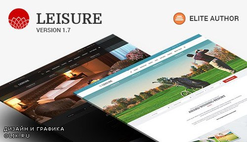 ThemeForest - Hotel WordPress Theme | Hotel Leisure v2.1.8 - 9252201