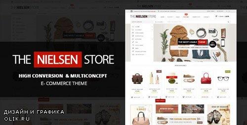 ThemeForest - Nielsen v1.9.1 - E-commerce WordPress Theme - 9710159