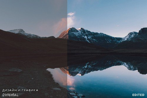 30 Travel & Landscape Presets - 3023189