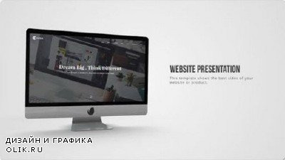 Website Presentation 22701250 - Project for After Effects (Videohive)