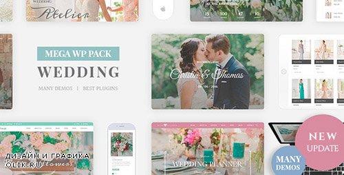 ThemeForest - Wedding Industry v3.0 - Wedding Multipurpose Couple WP (Update: 6 May 19) - 12744555