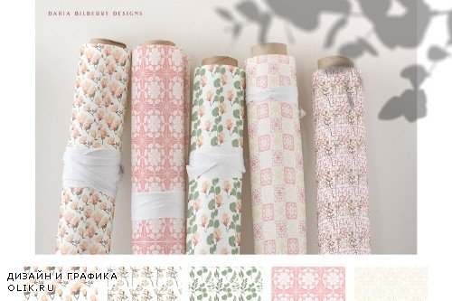 Magnolias Garden collection - 3800646
