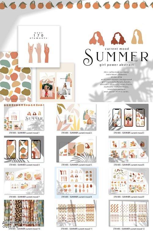 SUMMER current mood - 3761495