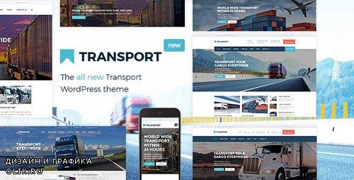 ThemeForest - Transport v3.1.5 - WP Transportation & Logistic Theme - 11023307