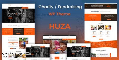 ThemeForest - Huza v1.5 - Charity/Fundraising Responsive WordPress Theme - 20925327