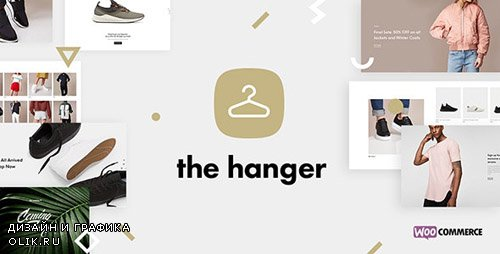 ThemeForest - The Hanger v1.5 - Versatile eCommerce Wordpress Theme for WooCommerce - 21753302