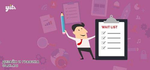 YiThemes - YITH WooCommerce Waiting List v1.6.2